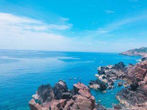 Kinh nghiệm du lịch Cù Lao Xanh Quy Nhơn chỉ với 2500k