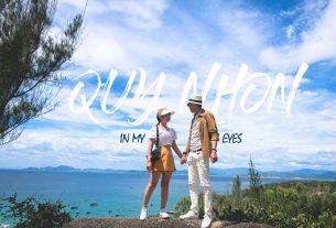 Review chuyến du lịch Quy Nhơn 3 ngày 2 đêm siêu rẻ