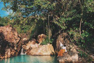 Tuyệt tình cốc thu hút giới trẻ check in rầm rộ khi tới du lịch Quy Nhơn