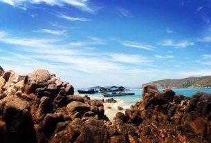 Chạy ngay đến đảo Hòn Khô thiên đường biển đảo checkin
