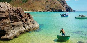 Về xứ nẫu khám phá đảo Cù Lao Xanh siêu hot