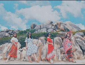 Review hành trình du lịch Cù Lao Xanh Quy Nhơn Bình Định